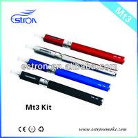 Wholesale high quality e-cigarette atomizer evod ,cheap mt3 tank