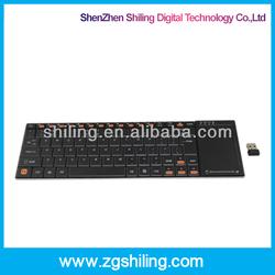 10.1 inch 2.4GHz RF external keyboard for PC,ipad,Windows 2000/XP/Vista/Win CE/Windows 7