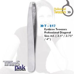 Tweezers High Quality Stainless Steel Eyebrow Tweezers