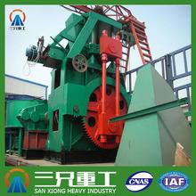 600Ton presión utilizados maquinaria pesada en los estados unidos para la fabricación de ladrillos
