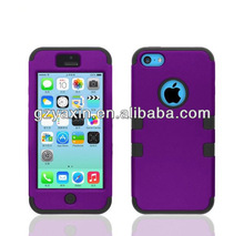 factory supply robot mobile phone skin for iphone 5c,guangzhou manufature china