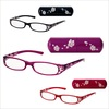 High functionality and innovative reading glasses with design super light carbon frame