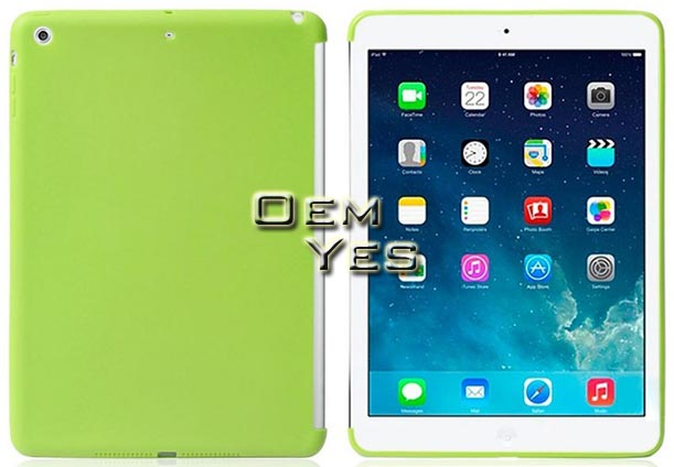 Folding flip smart leather Case cover for iPad 5 iPad Air