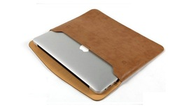 Classic genuine leather case cover for iPad air iPad 5