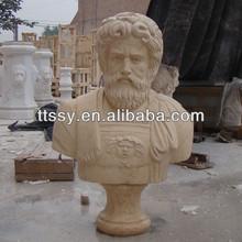 Famous head sculpture