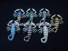 Wholesale Fashion Scorpion Ring Adjust Ring YR005