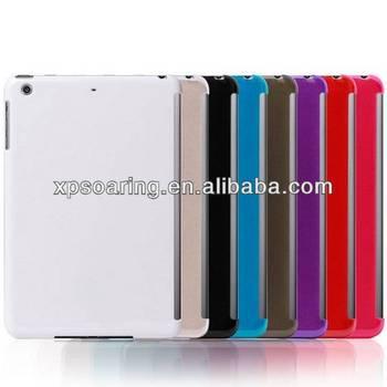 Clear hard case back cover For ipad Mini 2