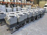 55 x Laserjet 4345 MFP used laser multifunctional printers