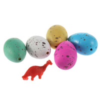 Dinosaur Egg Growing Pet 6x Cute Magic Growing Hatching Dinosaur Egg Toy Add Water Child Gift Inflatable Toy