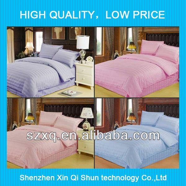 Promotional Price!!! stripe bedding fabric