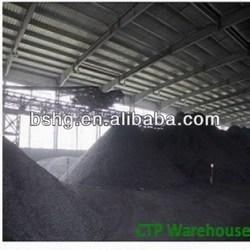 BAOSHUN Supplies Solid Coal Tar Pitch in Large Quantity