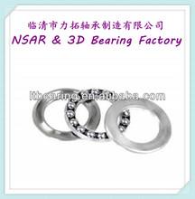 Brass cage high quality Thrust ball bearing 51320