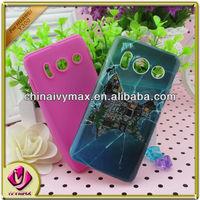 hotsale design combo case for Huaiwei Y300 smart hybrid case