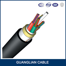ADSS Aerial self-supporting adss cable fiber optic made in china