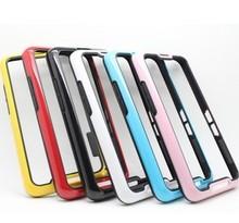 500PCS ODM Mobile Phone PC TPU Bumper Case For Blackberry Z30