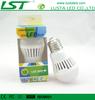 3W Cost Effective, Excellent Heat Dissipation, Flame Retardant Plastic E27/E26/B22,3W led light bulbs