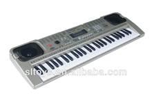 54 Keys educational toys keyboards MQ807USB