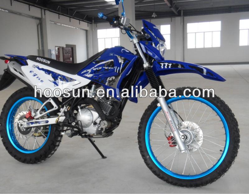 Dirt Bikes Yamaha 150 For Sale Blue chrome dir