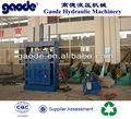Máquina reciclaje papel usado