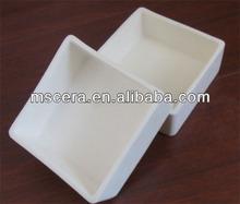 Low price! Mission wholesale al2o3 ceramic boat