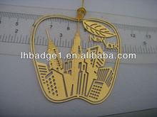 beautiful custom metal bookmarks