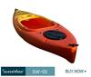 2014 New Single Kayak boat rotomolded polyethylene kayak