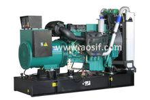 Aosif 250kva generator diesel powered by cummins engine