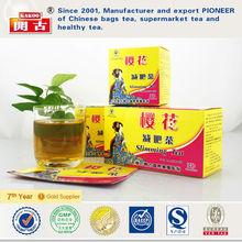 naturale cinese fitne dimagrante tè veloce
