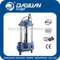 Wqd-qg elétrico de transferência de água bombas