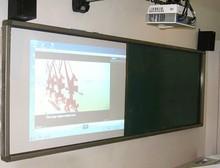 school teaching electronic whiteboard