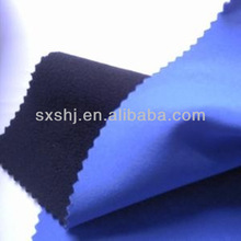 Waterproof Polyester 4-Way Stretch Bonded Polar Fleece Fabric With TPU