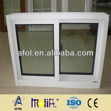 AFOL China Manufacture Double Glazed Sliding Aluminium Window(Factory)