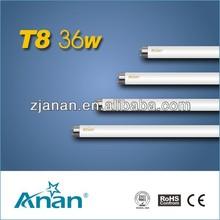 T8-36w 2x36W floresan ışık parçaları