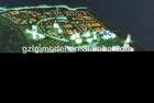 miniature Model of International Hi-Tech Harbour / any kind of custom-made urban model making