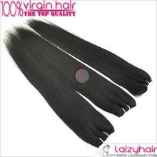 Elegance tangle free no shedding virgin human hair exporter