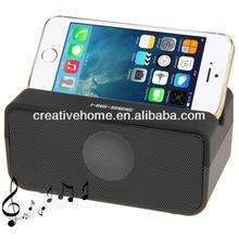 Wireless Automatic Sensing Speaker / Magical Sound Near Field Audio Amplifying Mutual Induction Speaker Dock