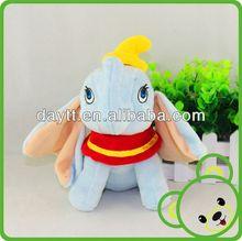 soft plush toys elephant 6 inch dolls YHL120504