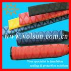 Nonslip & Unique Pattern fishing rod cover Heat shrink tube