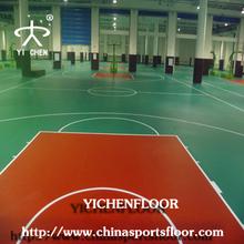 sport plastic carpet futsal/ badminton court mat/volleyball/ tennis /indoor basketball / kindergarten