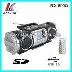 USB FM/AM/SW1-7 9 band Radio