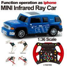1:36 Scale mini rc drift car mini size rc car engineering car from toyabi 2015 new hot product
