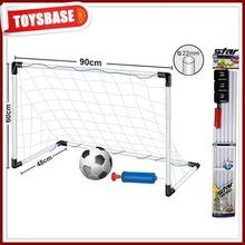Kids sport rebounder goal football net