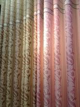 2013 latest jacquard curtain fashion design