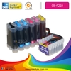 Inkstyle high quality 6C sith chip ciss for epson r230 printer price
