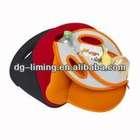 neoprene kid lunch bags with bottle holder for women