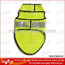 Promotional LED Nylon Dog Protective Vest