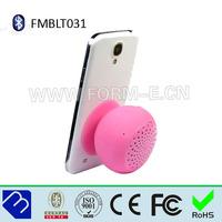 Portable digital hands free call mini bluetooth speaker with FM