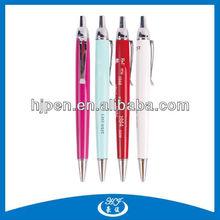 Click Fat Barrel Promotional Ballpoint Pen,Metal Writting Pen