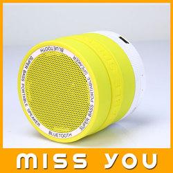 2014 Good Quality Compatible Micro SD/TF Mini Bluetooth Speaker