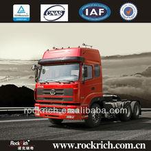 100% New 375 hp Cummins Engine Tractor Trailer Model Truck
